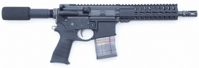 AR-15 .300BLK Pistol PDW