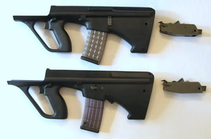 Steyr AUG NATO Conversion
