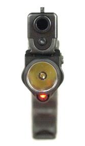 Glock with Streamlight TLR-2 light/laser-sight