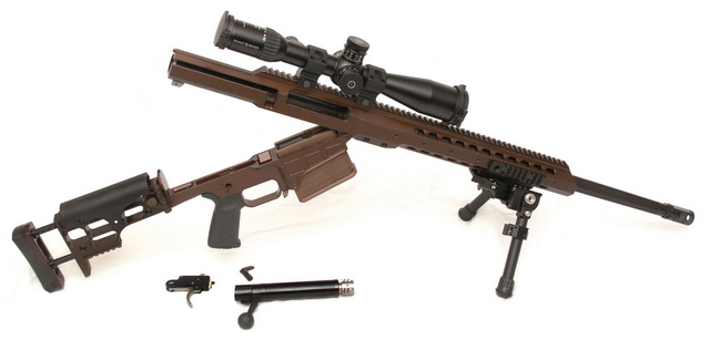 Barrett MRAD field strip
