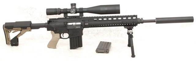 LaRue Tactical Optimized Battle Rifle (OBR)
