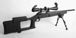 Savage 10FP w Choate Ultimate Varmint Stock