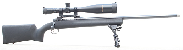 Savage 10FP in .308 Winchester with Sightron SIII 8-32x56 scope