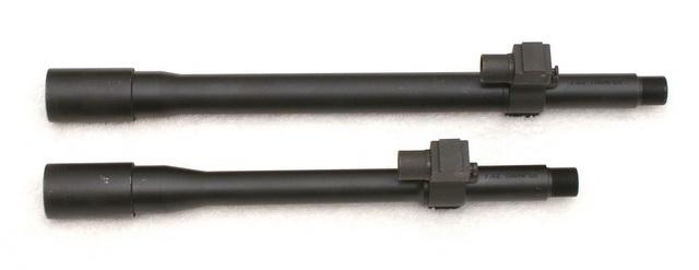 Custom XCR barrels in 7.62 Thumper