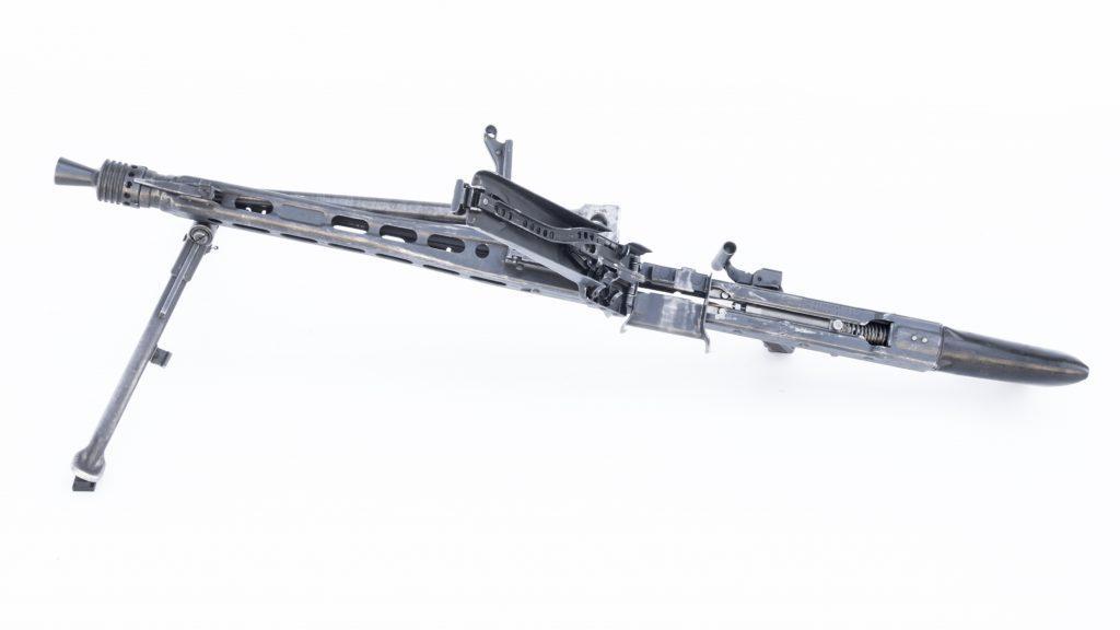 Paaren Firearms MG42 photo by David Bookstaber
